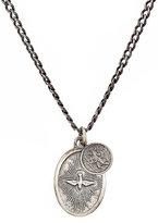 Miansai Men's Dove Pendant Necklace