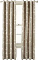 Martha Stewart MarthaWindowTM Hampton Leaf Grommet-Top Curtain Panel