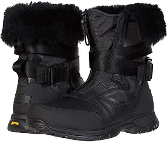 UGG Tahoe (Black) Men's Shoes