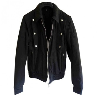 Christian Dior Black Polyester Jackets