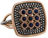 Moritz Glik 18K Sterling Sapphire Ring w/ Tags