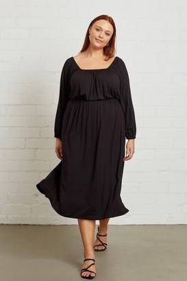 White Label Nicolette Dress - Plus Size