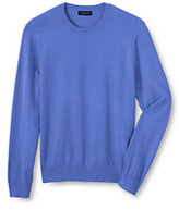Classic Men's Big Performance Crew Sweater-Rich Red