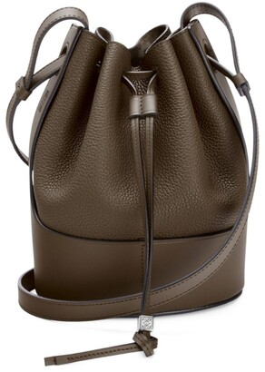 Loewe Small Leather Balloon Bag