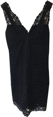 Topshop Tophop Navy Dress for Women