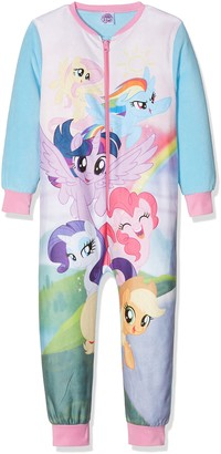 My Little Pony Girls Onesie Long Sleeve Onesie