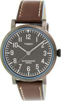 Timex Women's Originals T2P506 Leather Quartz Watch