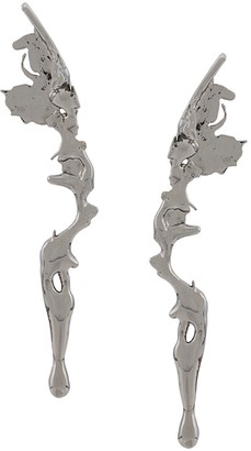 Annelise Michelson medium Lava Earrings