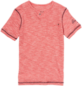 Buffalo David Bitton Hot Red Reign Tee - Boys