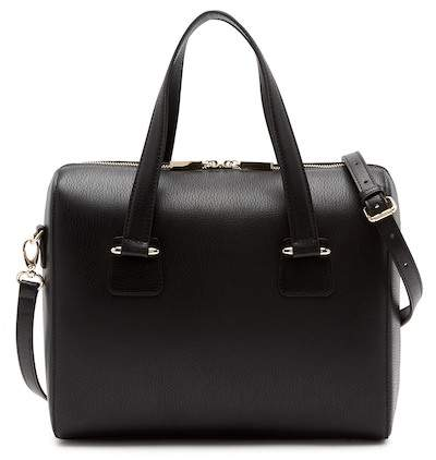 Celine Dion Triad Leather Satchel