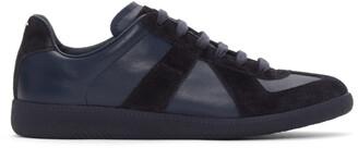 Maison Margiela Blue Replica Sneakers