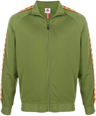Kappa logo tape sport jacket