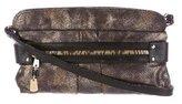 See by Chloe Metallic Leather Crossbody Bag