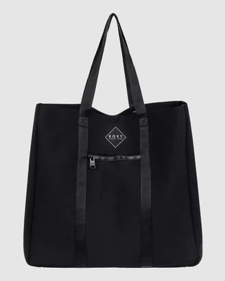 Roxy Lets Run Away 22L Large Tote Bag