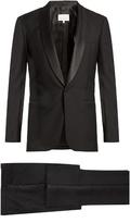 Maison Margiela Wool and mohair-blend tuxedo