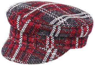 Ruslan Baginskiy Baker Boy Tweed Hat
