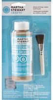 Martha Stewart Glass Etching Cream N Brush 5.96 Oz Bottle