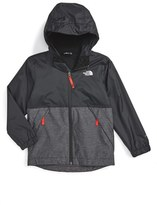 The North Face Boy's 'Warm Storm' Hooded Waterproof Jacket
