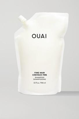Ouai Fine Hair Shampoo Refill, 946ml