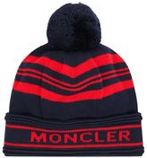 Moncler Knitted Bobble Hat