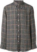 Lardini checked shirt