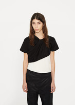 Phoebe English Twisted Knit Tee