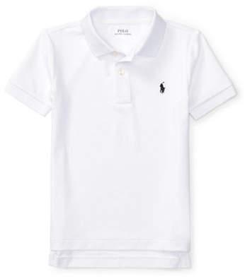 Ralph Lauren Childrenswear Stretch Jersey Polo
