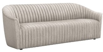 Interlude Channel Sofa Upholstery Color: Bungalow