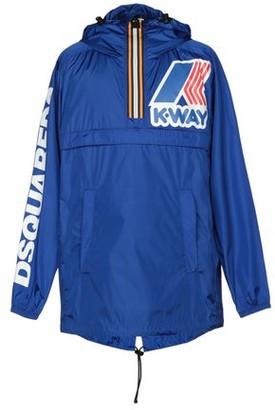 Dsquared2 X K Way DSQUARED2 x K-WAY Overcoat