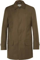 Oliver Spencer - Cotton-blend Canvas Car Coat