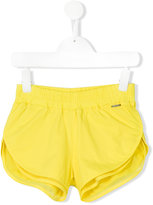 Diesel sporty shorts - kids - Cotton - 6 yrs