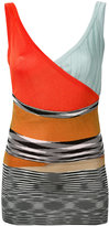 Missoni fitted knit top - women - Viscose - 38