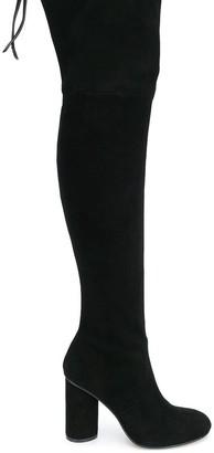 Stuart Weitzman Over-The-Knee Heeled Boots