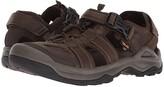 Teva Omnium 2 Leather (Turkish Coffee) Men's Shoes