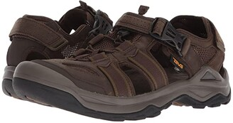 Teva Omnium 2 Leather (Turkish Coffee) Men's Shoes