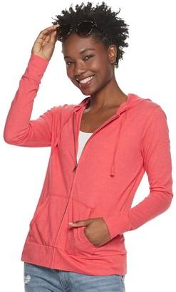 Sonoma Goods For Life Women's Everyday Zip Hoodie