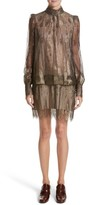 Marc Jacobs Women's Deco Lace Minidress