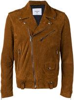 Dondup suede biker jacket