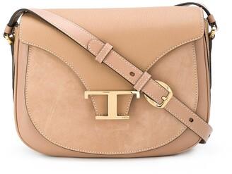 Tod's Panelled Micro Crossbody Bag