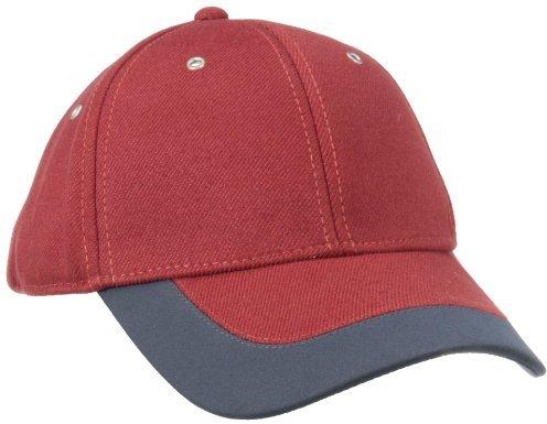 Ben Sherman Men's Melton Baseball Cap