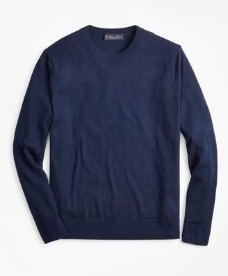 Brooks Brothers Printed Paisley Crewneck Sweater