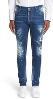 DSQUARED2 'Cool Guy Slasher' Slim Fit Jeans