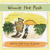 Winnie The Pooh Classic Family Organiser 2018