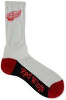 For Bare Feet Detroit Red Wings Crew Socks
