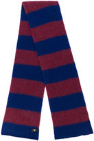 Paul Smith striped knitted scarf - men - Lambs Wool - One Size