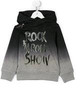John Galliano degradé hoodie