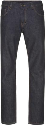 Prada Blue Raw Denim Jeans