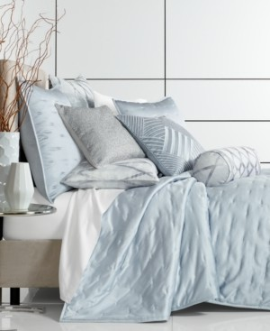 Hotel Collection Dimensional King Quilted Coverlet, Created for Macy's Bedding