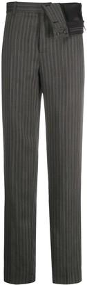 Y/Project Lana pinstripe trousers