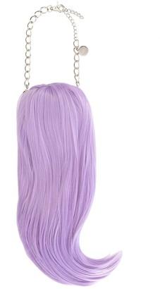 Comme des Garçons Homme Plus Hair chain-link necklace